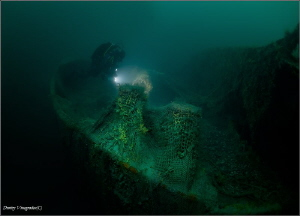 Sakko&amp;Vanzetti wreck